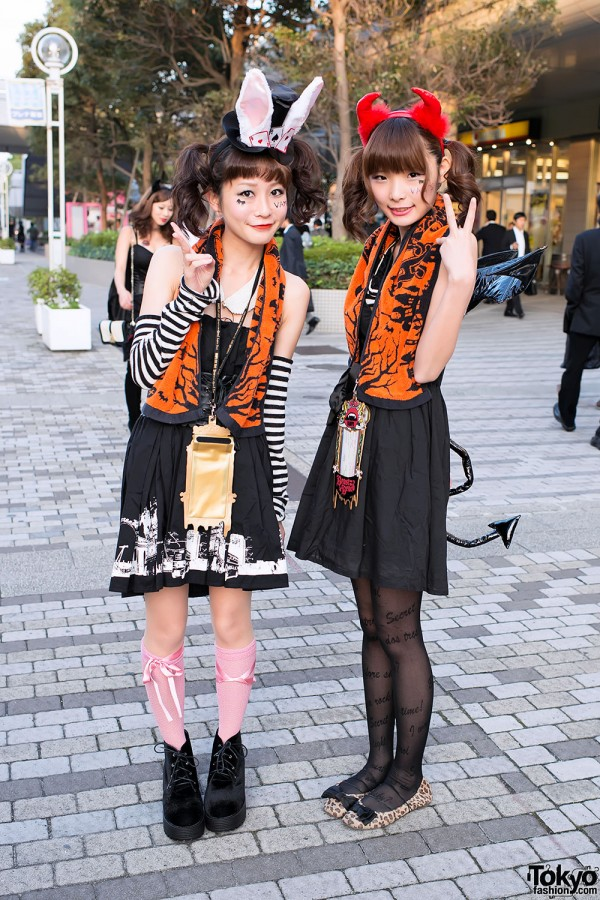 halloween japon disfraces 30