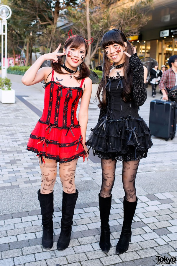 halloween japon disfraces 34