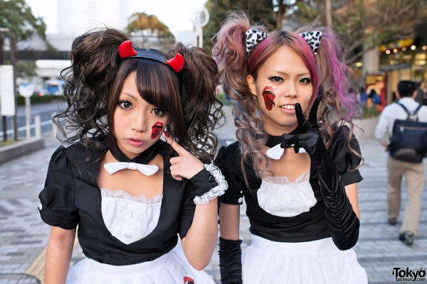 halloween japon disfraces 37