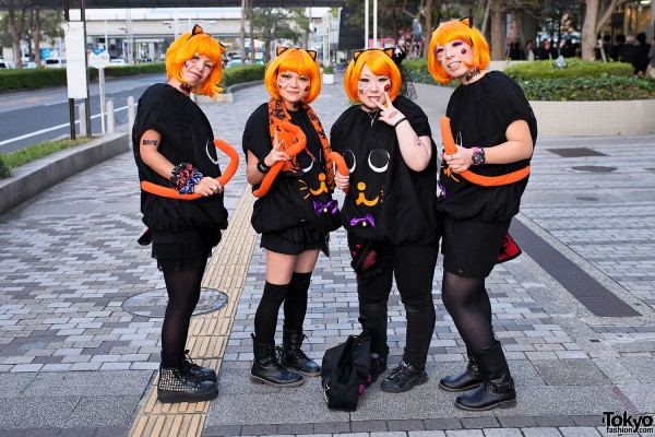 halloween japon disfraces 40