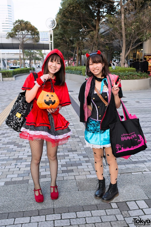 halloween japon disfraces 44