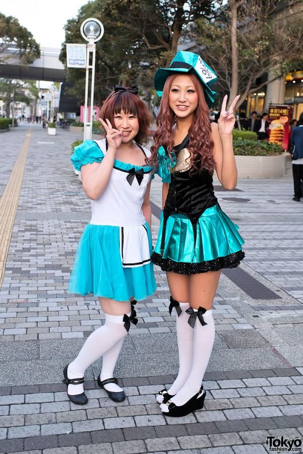 halloween japoneses disfrazados 01