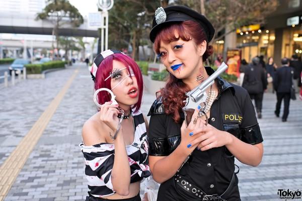 halloween japoneses disfrazados 04
