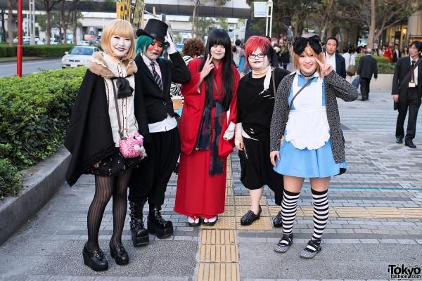 halloween japoneses disfrazados 07