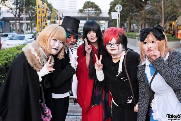 halloween japoneses disfrazados 08