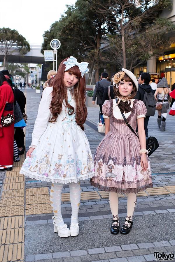 halloween japoneses disfrazados 09