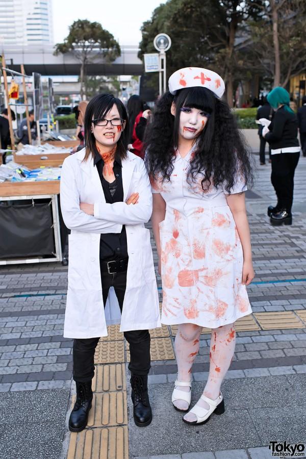 halloween japoneses disfrazados 11