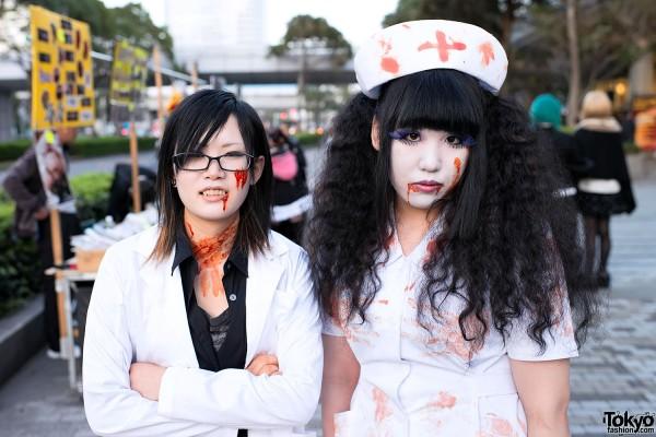 halloween japoneses disfrazados 12