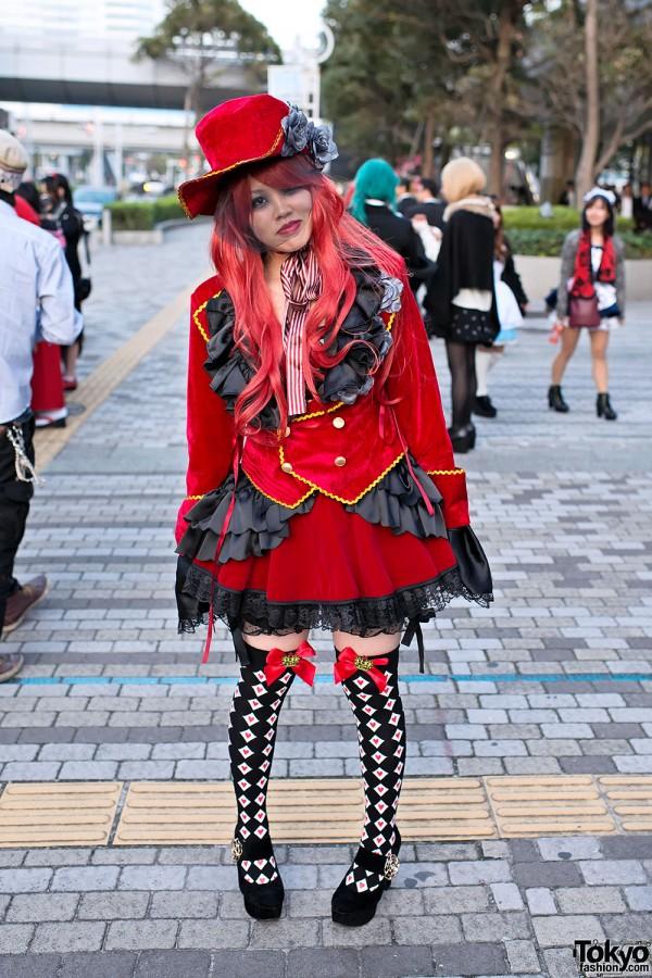 halloween japoneses disfrazados 13