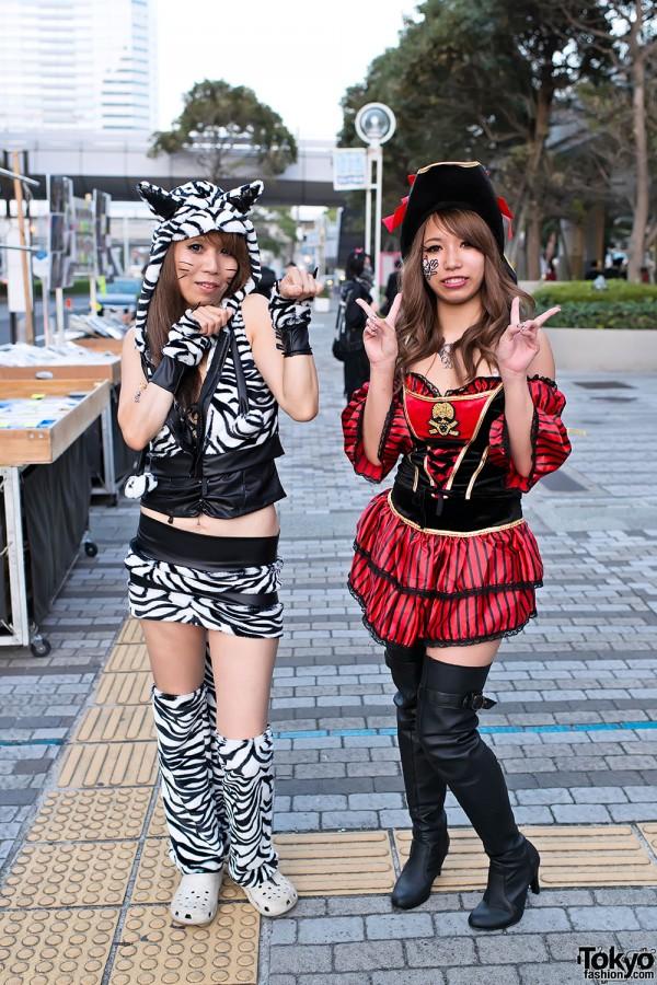 halloween japoneses disfrazados 15