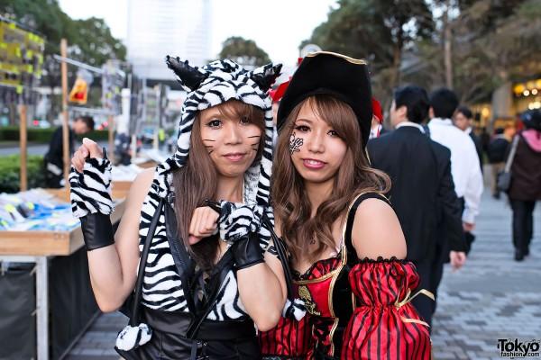 halloween japoneses disfrazados 16