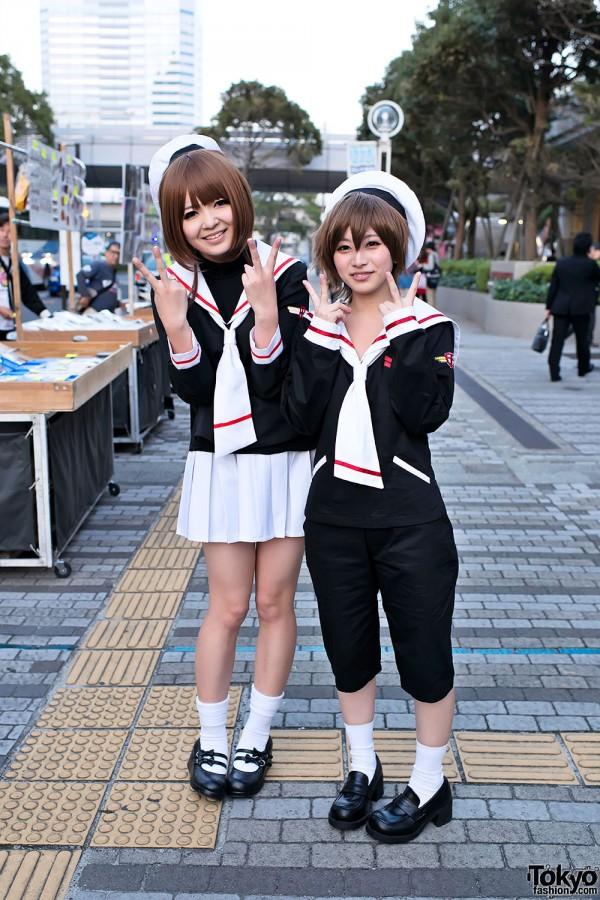 halloween japoneses disfrazados 17