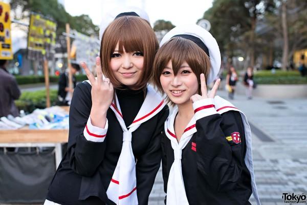 halloween japoneses disfrazados 18