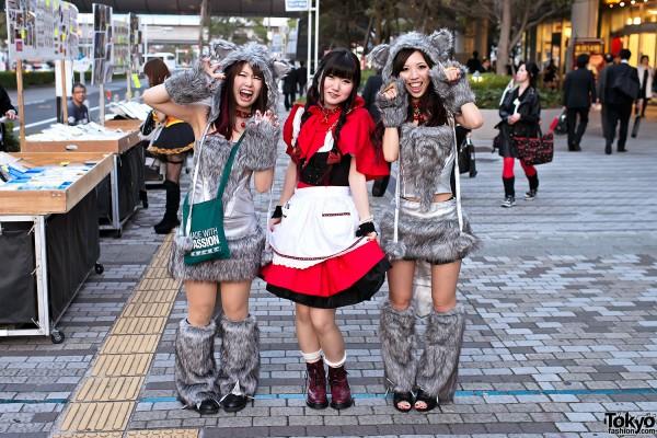 halloween japoneses disfrazados 19
