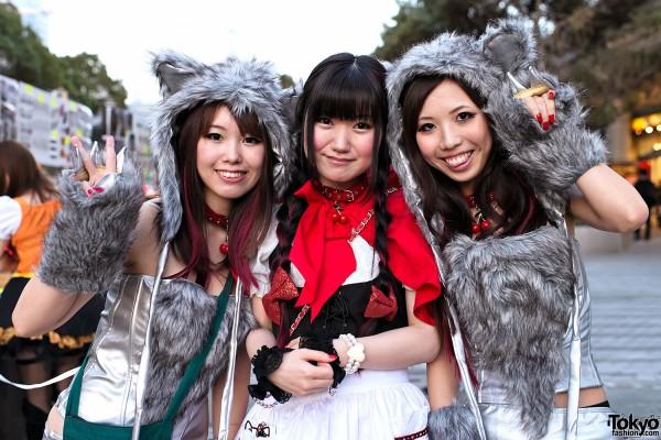halloween japoneses disfrazados 20