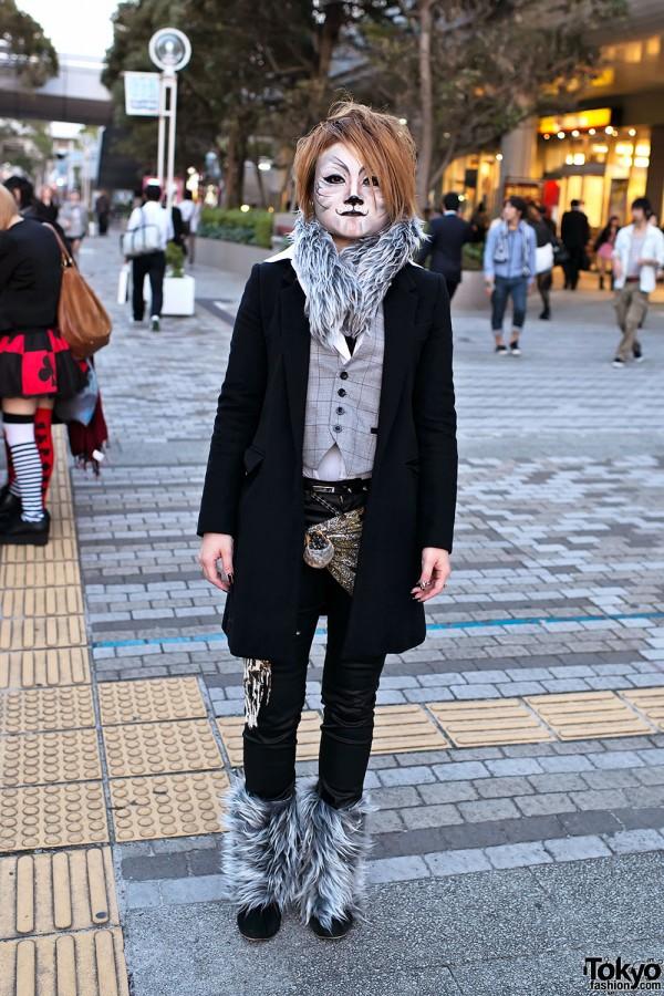 halloween japoneses disfrazados 21