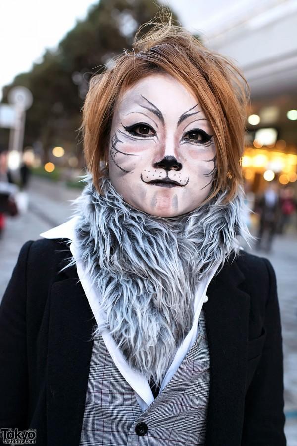 halloween japoneses disfrazados 22