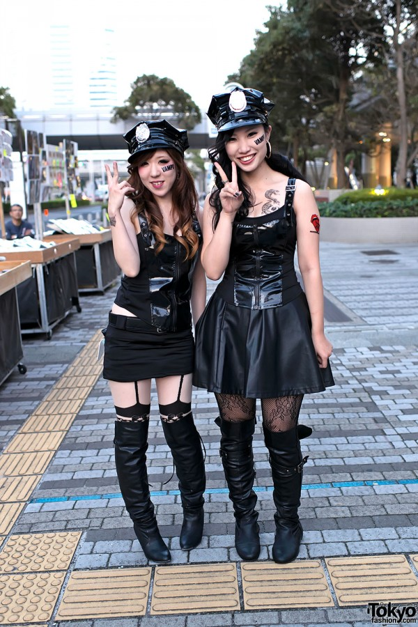 halloween japoneses disfrazados 25