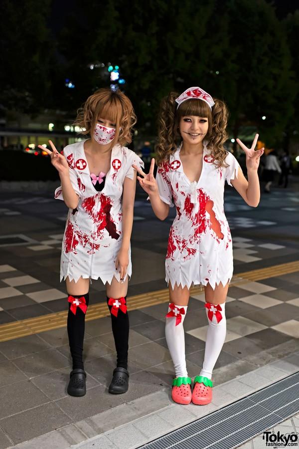 halloween tokio disfraces 11
