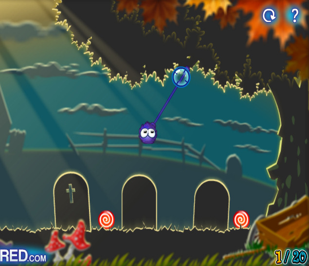 juego halloween catch candy