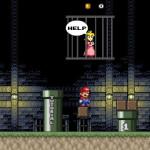 Mario Bros Halloween