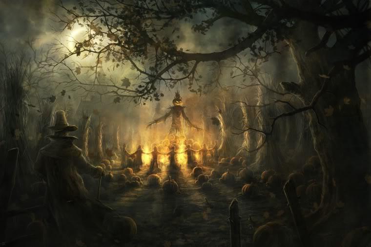 noche halloween