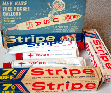 pasta dientes stripe