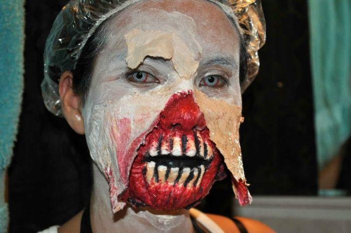 traje disfraz maquillaje zombie 2