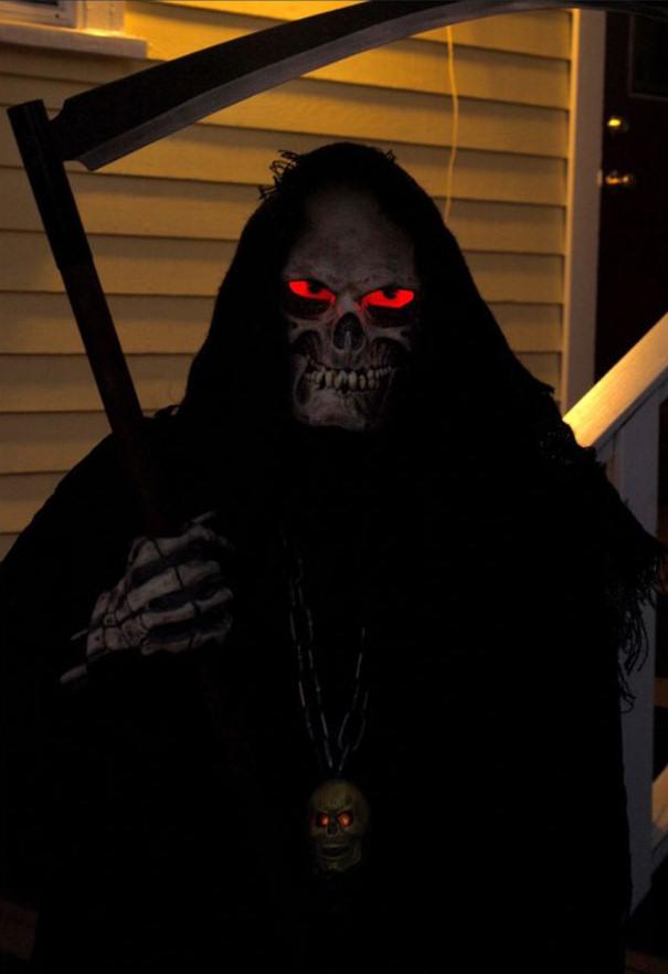 traje disfraz muerte parca halloween 01