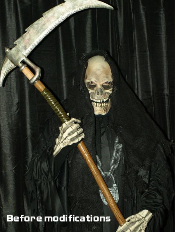 traje disfraz muerte parca halloween 02