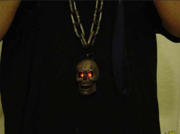 traje disfraz muerte parca halloween 14