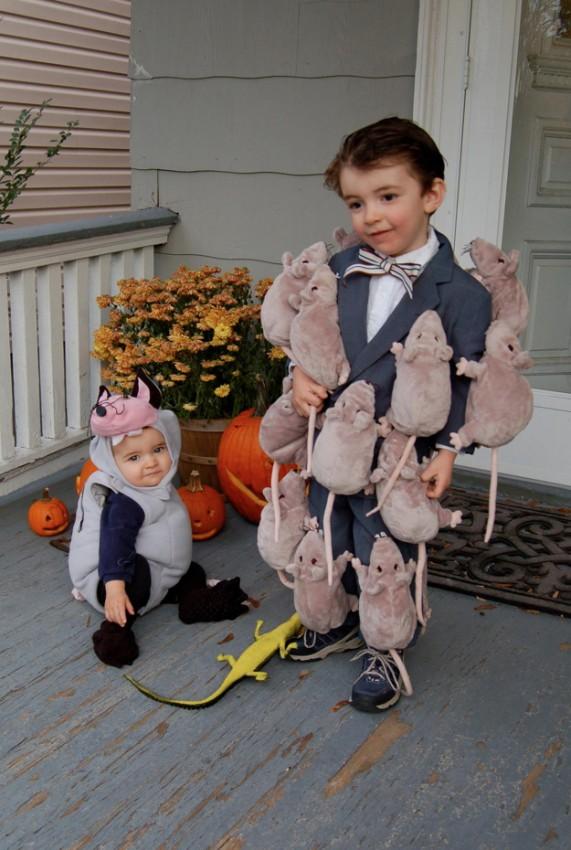 trajes bebes halloween 15
