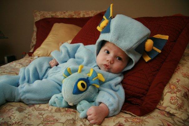 trajes bebes halloween 23
