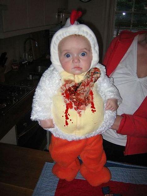 Los Mejores Trajes De Halloween Para Bebes Blogodisea - Trajes-de-hallowen