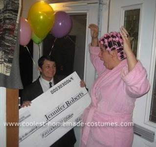 trajes halloween ganaste loteria
