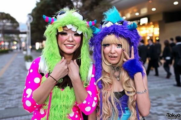 trajes halloween japon tokio 03