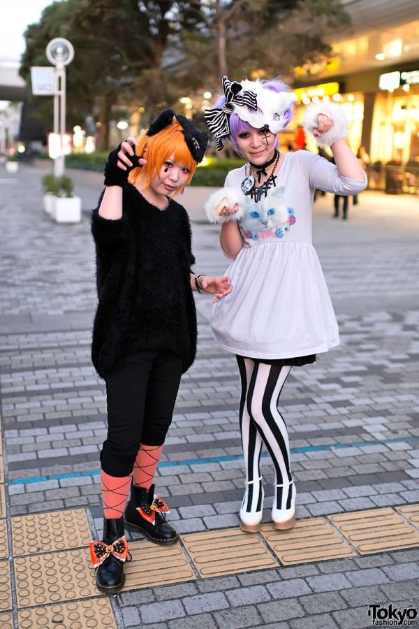 trajes halloween japon tokio 04