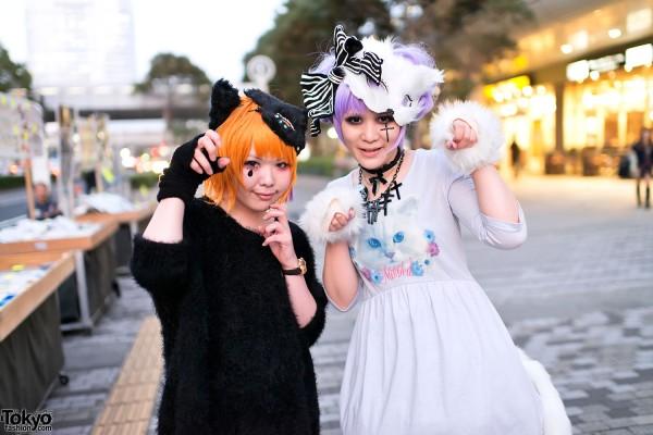 trajes halloween japon tokio 05