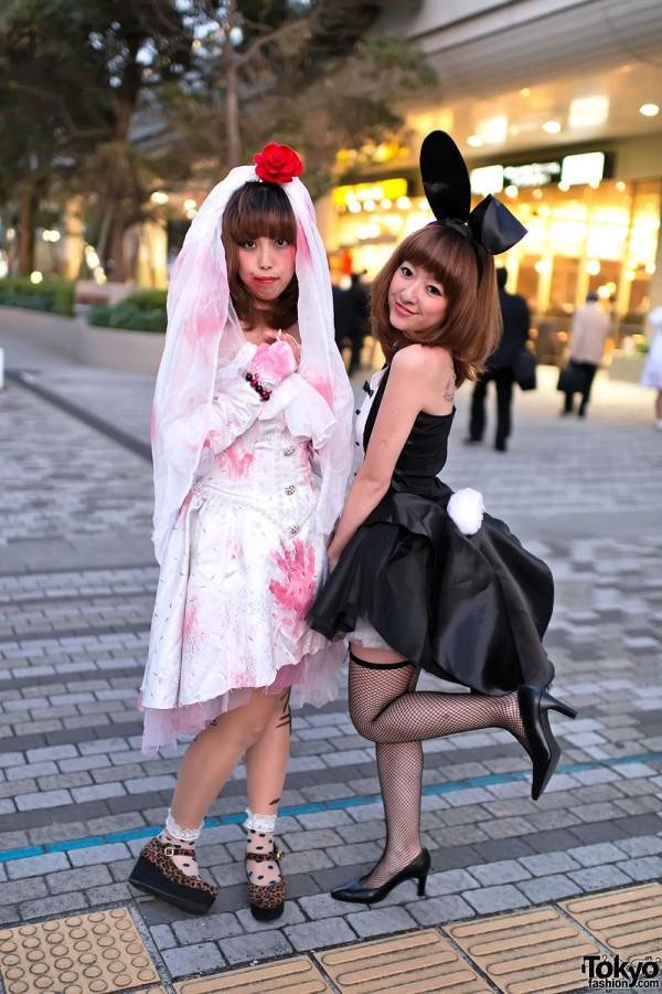 trajes halloween japon tokio 06