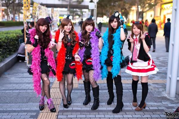 trajes halloween japon tokio 08