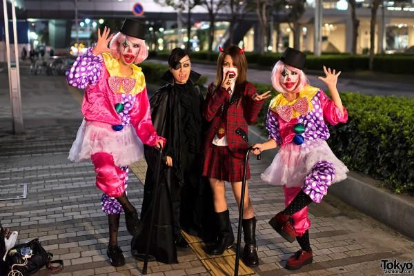trajes halloween japon tokio 11