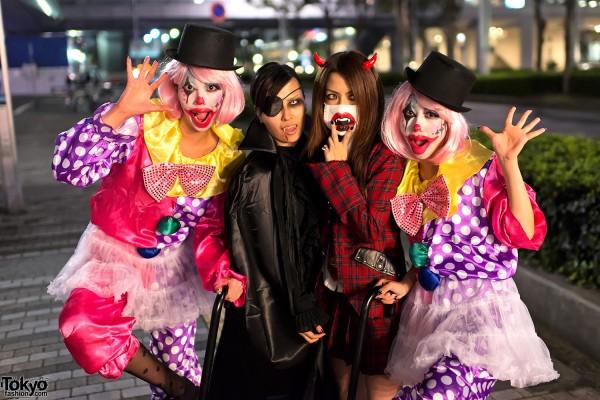 trajes halloween japon tokio 12