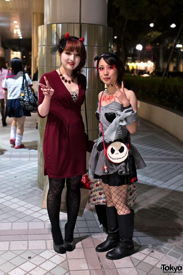 trajes halloween japon tokio 13