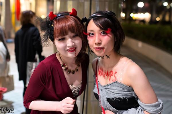 trajes halloween japon tokio 14