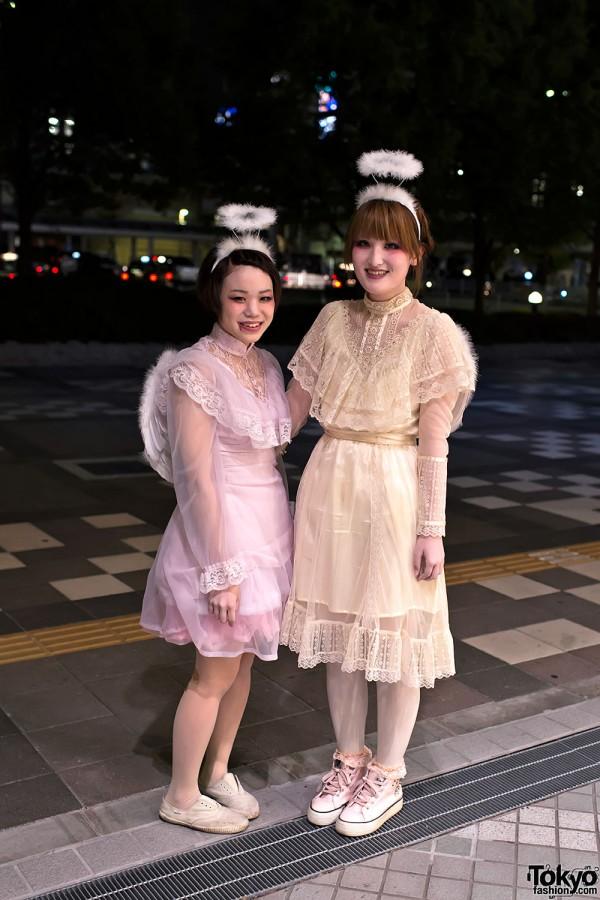 trajes halloween japon tokio 15