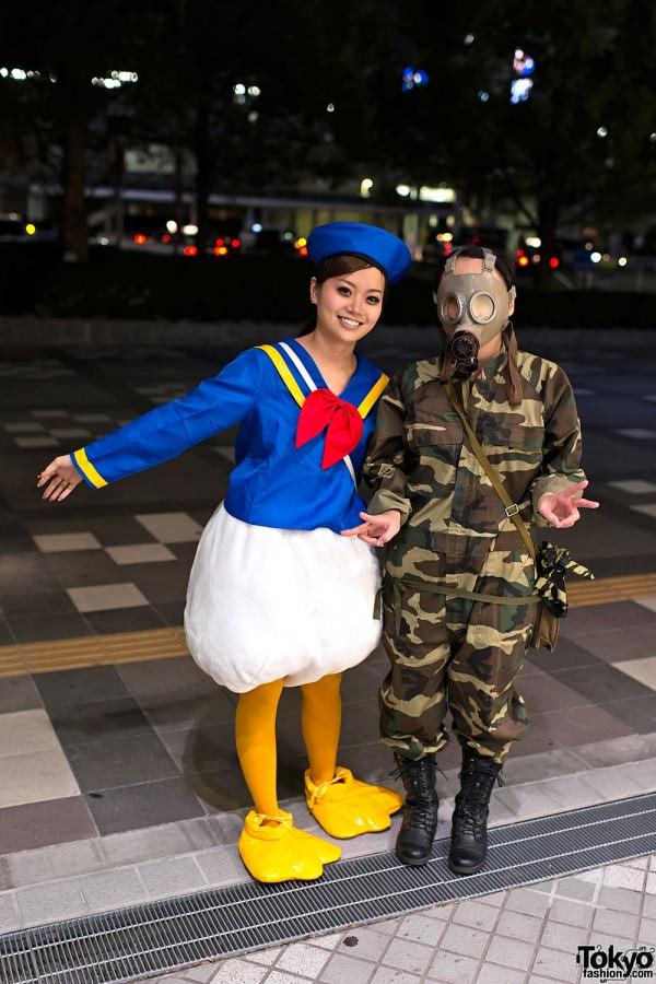 trajes halloween japon tokio 17