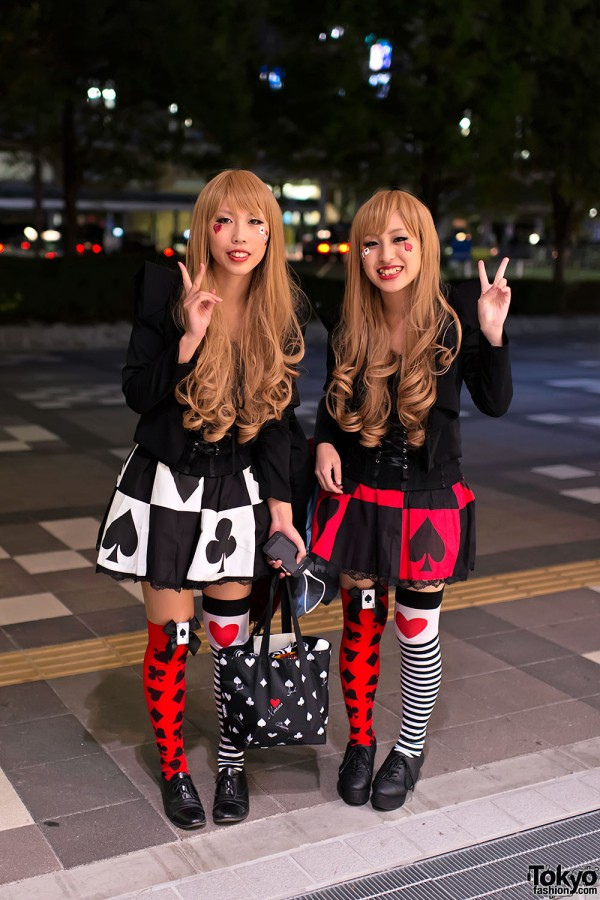 trajes halloween japon tokio 19