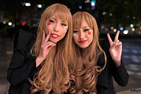 trajes halloween japon tokio 20