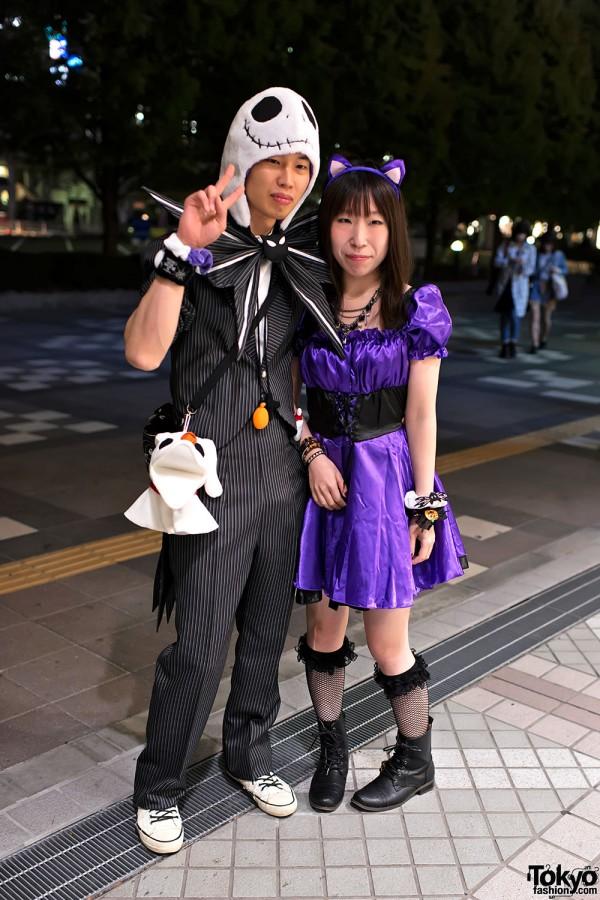 trajes halloween japon tokio 21