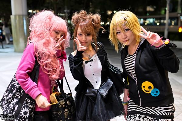 trajes halloween japon tokio 24
